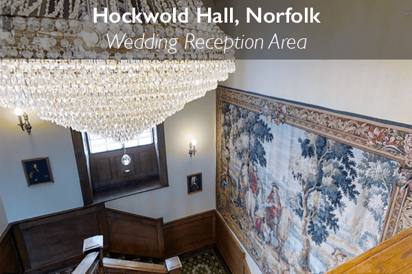 Hockwold Wedding Reception