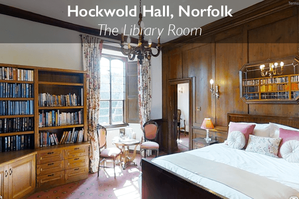Hockwold_library